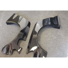 NEW FIBERGLASS WIDE REAR FENDERS FOR 92-95 CIVIC HB (EG)