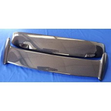 CARBON FIBER SPOILER fits 96-00 CIVIC HATCHBACK EK9 TYPE R