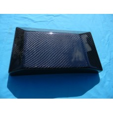 CARBON FIBER FUSE BOX COVER fits 05-10 CHARGER