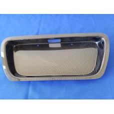 CARBON FIBER LICENSE INSERT FITS 03-05 NEON SRT4