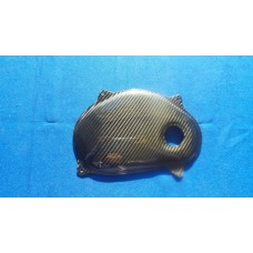 CARBON FIBER FUEL PUMP COVER FITS HONDA CIVIC