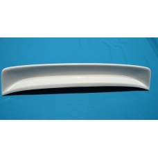 WHITE FIBER GLASS ROOF SPOILER FITS 92-95 CIVIC EG HATCHBACK