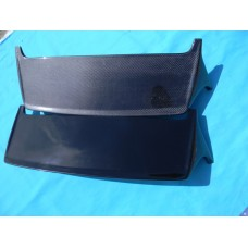 SET OF SPOILERS FITS 88-91 CIVIC HATCHBACK EF9