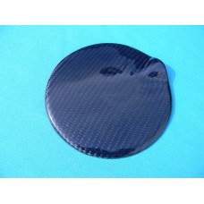 Blue Kevlar  Carbon Fiber Gas Door Cover fits 03-05 Neon SRT-4