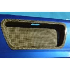 YELLOW KEVLAR LICENSE INSERT FITS 03-05 NEON SRT-4
