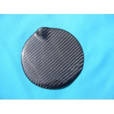 CARBON FIBER GAS DOOR COVER