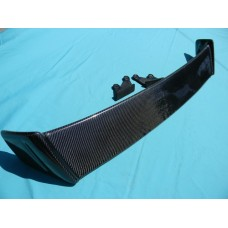 CARBON FIBER SPOILER FITS HONDA CIVIC