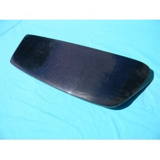 CARBON FIBER SPOON SPOILER fits 96-00 CIVIC HATCHBACK
