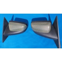 KEVLAR MIRROR COVERS FITS 05-09 MUSTANG