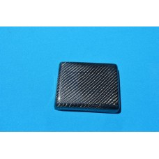 CARBON FIBER FUSE BOX COVER fits 94-98 Mustangs