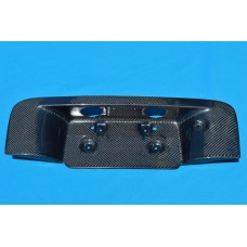 CARBON FIBER LICENSE PLATE FITS 94-98 Mustang's