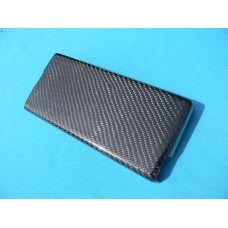 CARBON FIBER FUSE BOX COVER fits 05-09 Mustangs