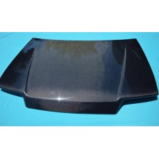 NEW CARBON FIBER HOOD fits 88-91 CIVIC HATCHBACK
