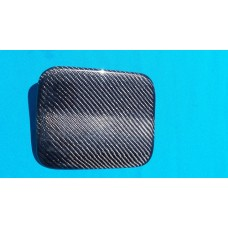 CARBON FIBER GAS DOOR COVER FITS SUBARU IMPREZA