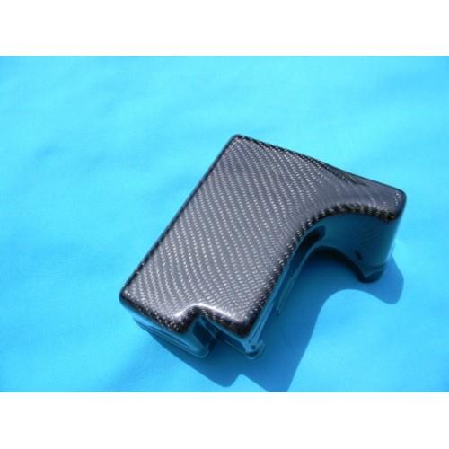 2005 mustang fuse box cover sti carbon fuse box cover carbon fiber fuse box cover fits 06-07 subaru wrx & sti #6