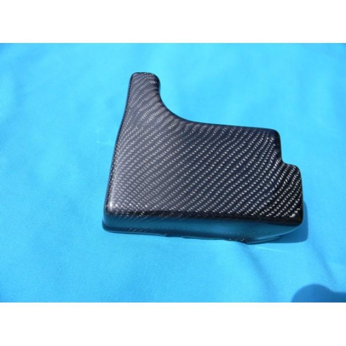 carbon fiber fuse box cover fits 02-07 subaru wrx or sti roush f150 fuse box cover sti carbon fuse box cover #4